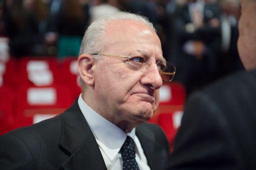 """Concorsone, De Luca: """"Fiducia nel Consiglio di Stato"""""""