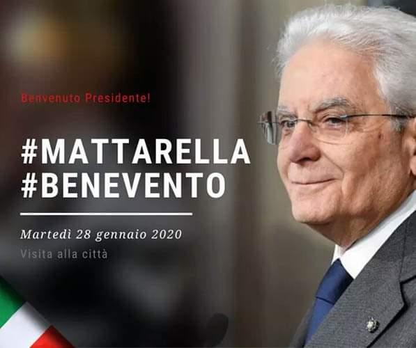 Benevento| Arriva Mattarella, Mastella:facciamo sentire il calore al Presidente
