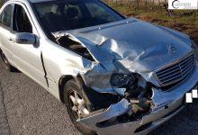 Forchia| Non rispetta semaforo e provoca incidente, ai domiciliari 36enne di Cervinara