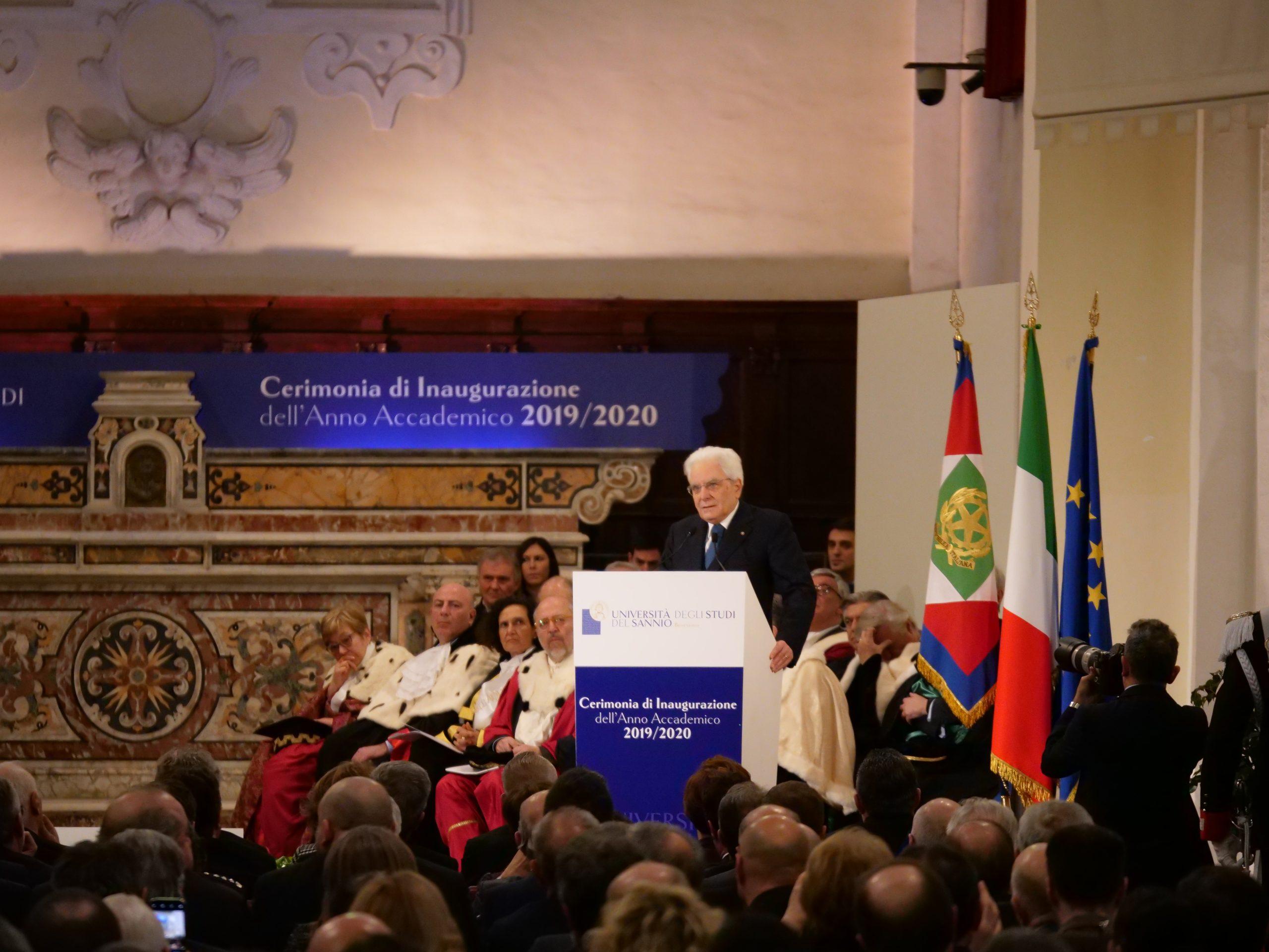 Benevento  Sostenibilità, il Presidente Mattarella elogia la casa sannita a impatto zero