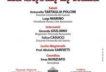 Giorno della Memoria: a Benevento il professor Sarfatti