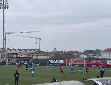 """Cittadella-Benevento: 1-2. La Strega espugna anche il """"Tombolato"""""""