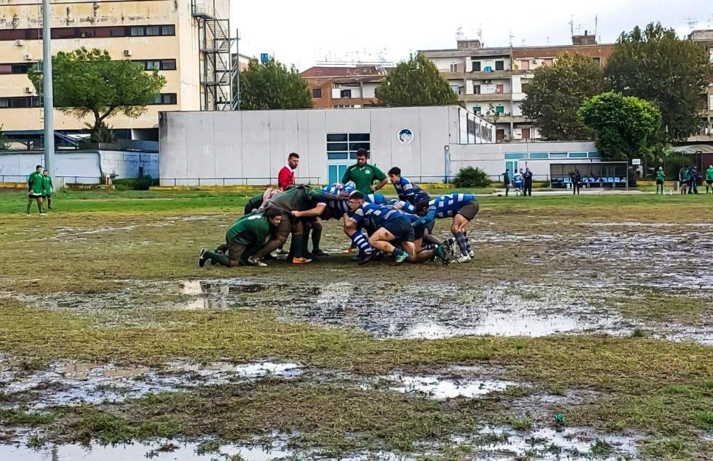 La Partenope Napoli cadetta rinuncia alla trasferta, primi punti per l'Avellino Rugby