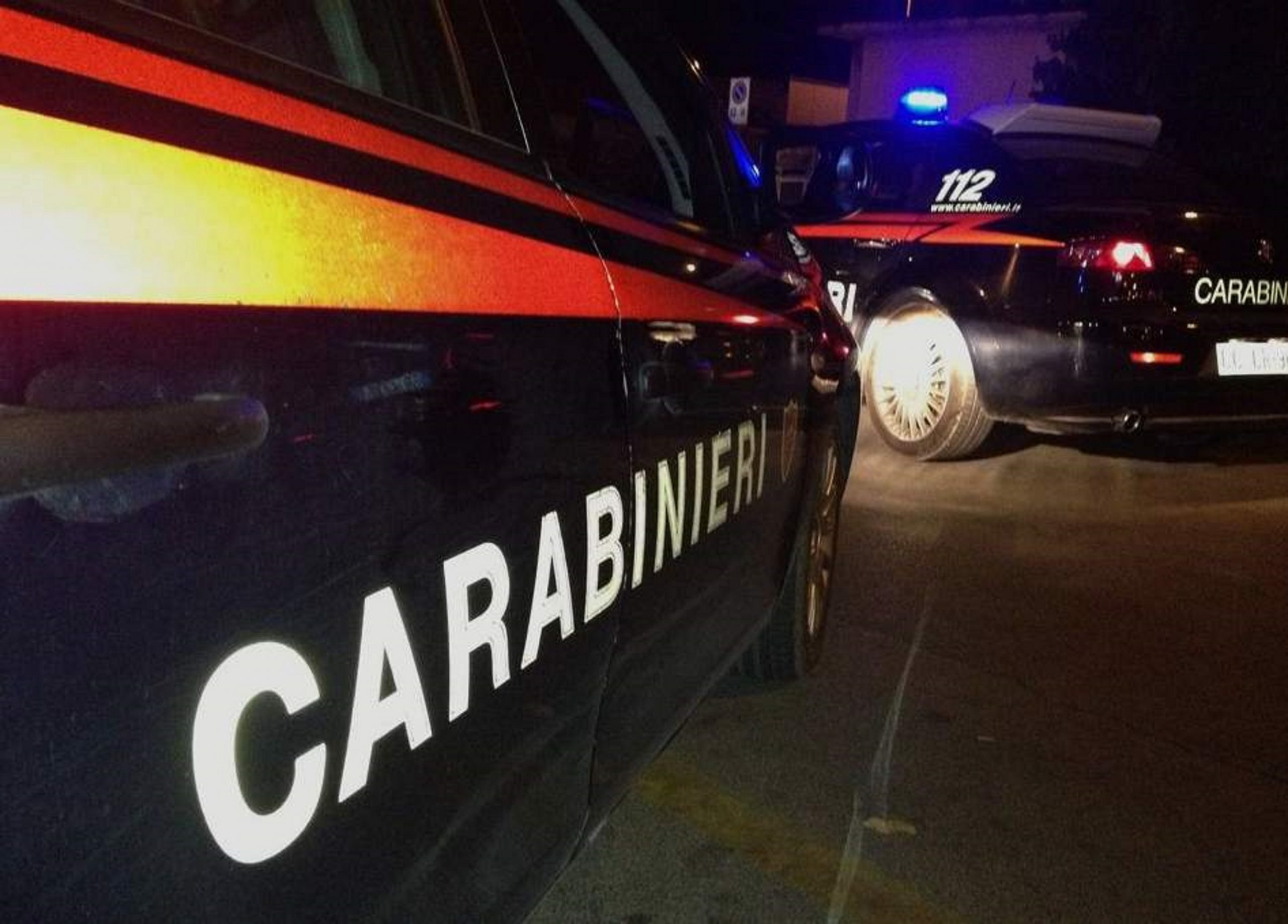 Atripalda| Tentato un furto, ladri messi in fuga dai carabinieri che li intercettano sul raccordo Av-Sa