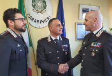 Friscuolo nuovo comandante della sezione operativa della Compagnia dei carabinieri di Benevento