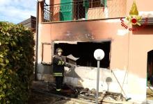 Lioni| Stufa a gas provoca un incendio nell'abitazione, 80enne ustionato ma vivo per miracolo
