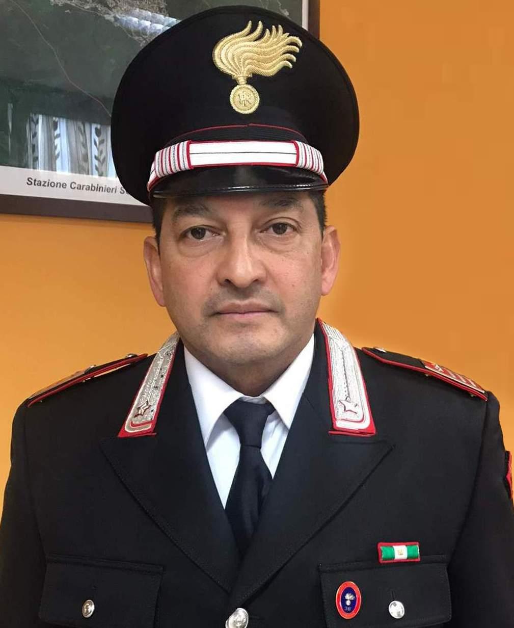 Solofra| Carabinieri, è il luogotenente Morelli il nuovo comandante della stazione