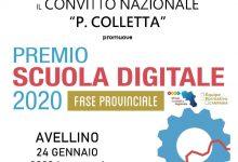 Avellino| Premio Scuola Digitale, il Convitto polo provinciale per l'innovazione tecnologica: venerdì la finale