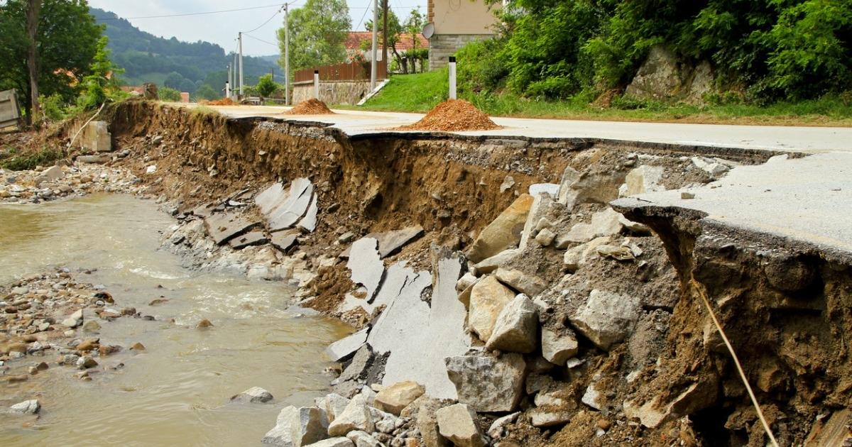 Difesa del suolo, 20 milioni ai Comuni sanniti per opere di mitigazione del rischio idrogeologico