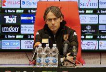 """Benevento, Inzaghi: """"Accetto il risultato del campo, non il rosso ad Improta"""""""