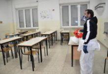 Benevento| Ultimata la disinfezione nei plessi di proprietà della Provincia