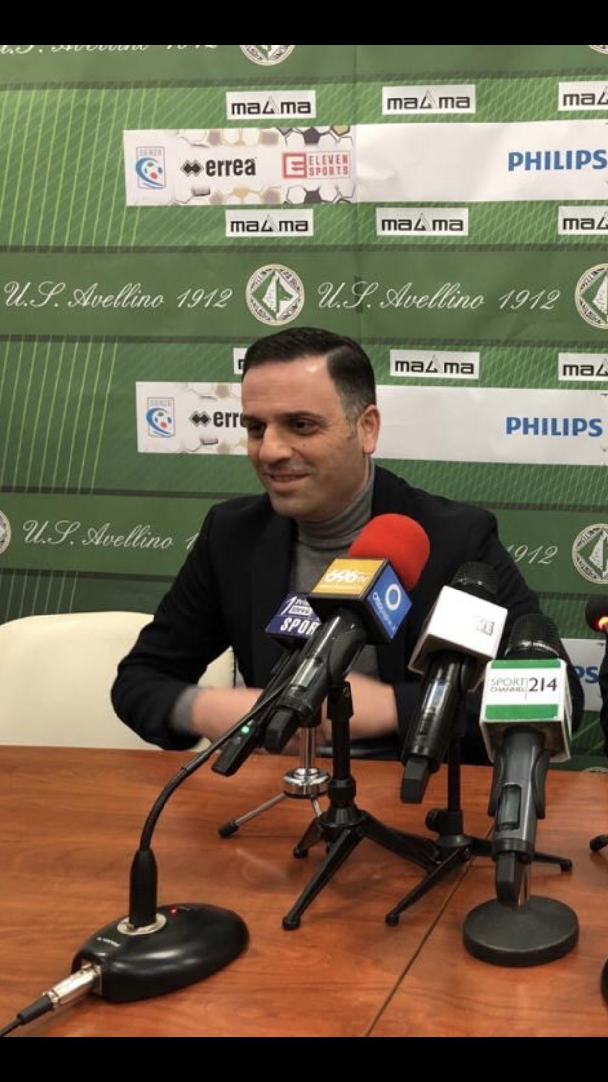 Avellino, si dimette il direttore generale Martone
