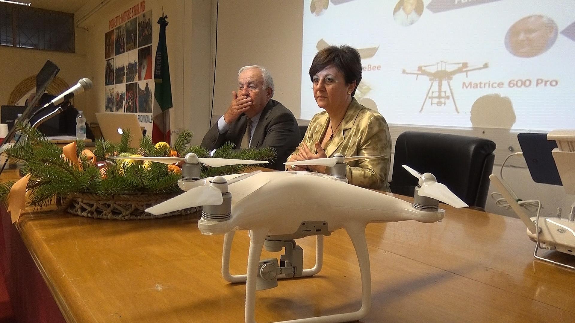 Paesaggio e territorio: il contributo dei droni