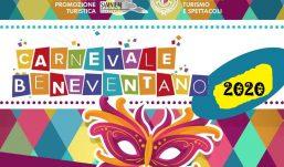 Carnevale Beneventano, martedi maschere e carri in piazza