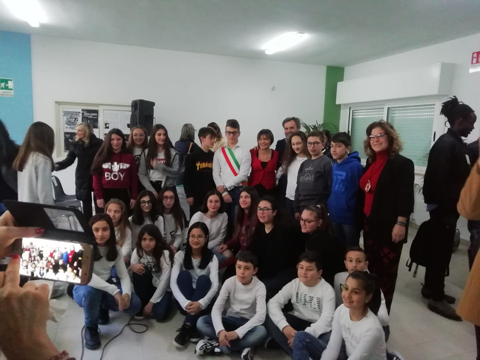 Bullismo e cyberbullismo, giornata di sensibilizzazione a Dugenta e Limatola