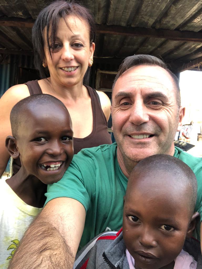 La solidarieta' non conosce distanze..da Buonalbergo aiuti per l' Africa