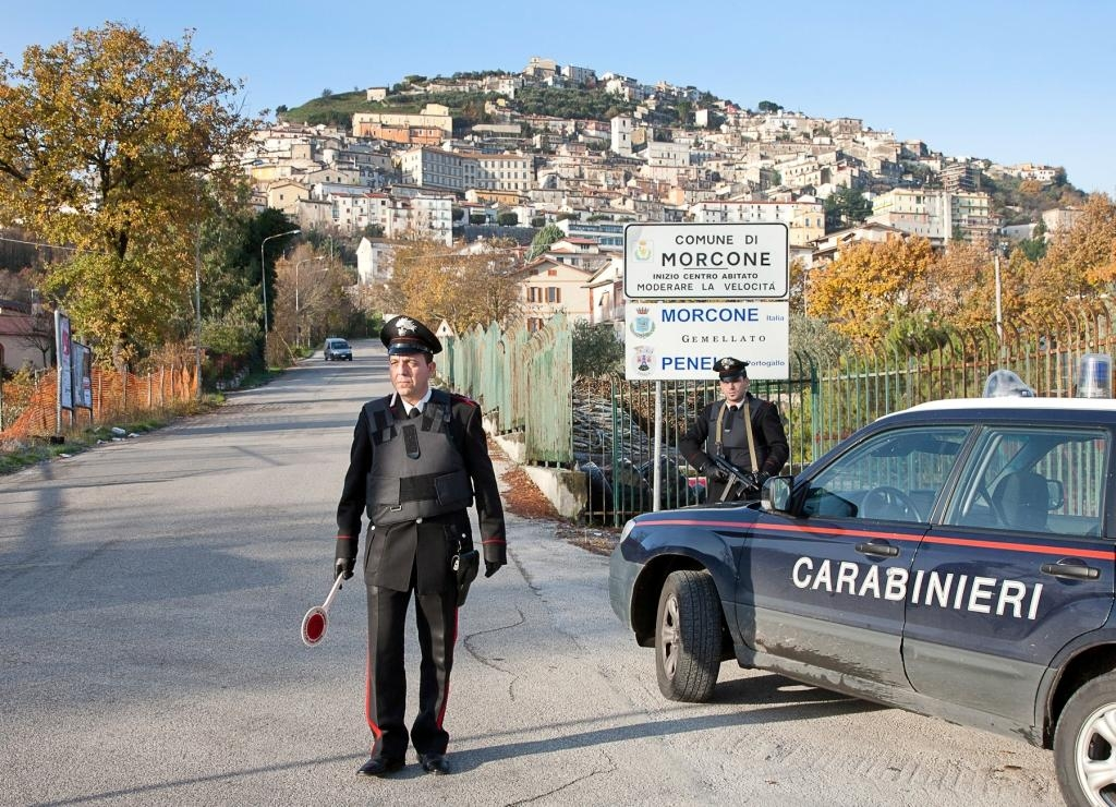 """Controlli straordinari del territorio """"Alto Impatto"""": arresti, perquisizioni, sequestri, fermi e denunce"""