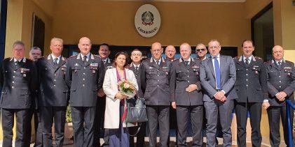 Avellino| Disagio familiare e tutela dei minori, il procuratore Luzenberger a caserma Litto