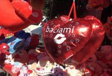 Benevento| San Valentino, la festa degli innamorati a tutto selfie