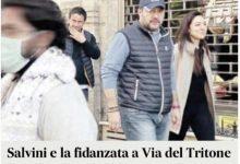 """Covid-19, Salvini: """"Critiche da Mastella? Sono uscito per comprare pasta e pane"""""""