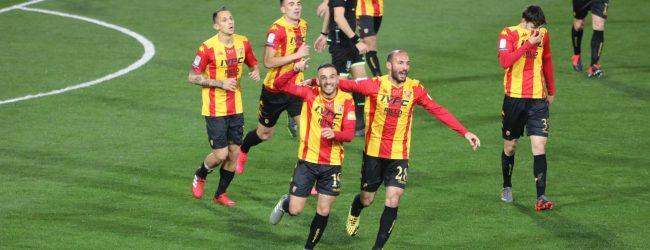 Benevento-Pescara: 4-0 . La Strega si prende la rivincita e ricambia il poker, ma la notte è surreale