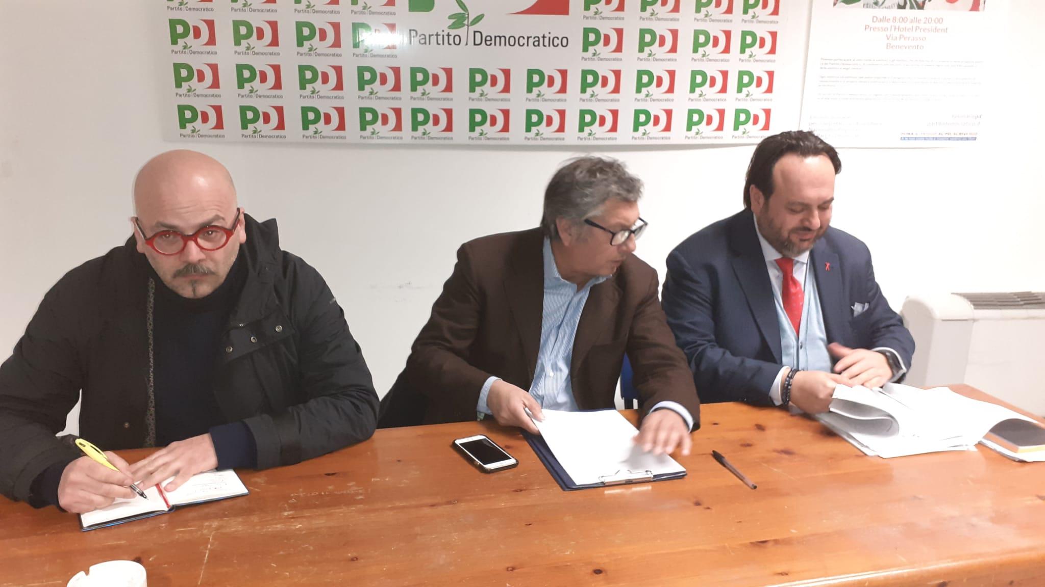 Benevento| Il PD coeso resta all'opposizione