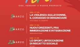 """""""Il vento del forum"""" : a Bucciano, incontri, dibattiti e tavole rotonde su temi di attualità e di interesse culturale, sociale e politico"""