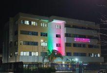 Avellino| Covid-19, il messaggio di speranza del Comando provinciale dell'Arma che si illumina con il Tricolore