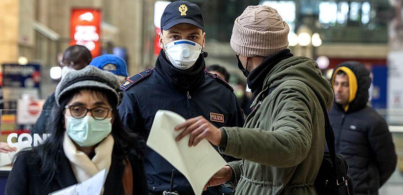 """Monitoraggio ISS: in bilico la """"zona gialla"""" per la Campania"""