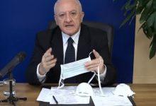 Ariano Irpino zona rossa fino al 20 aprile, De Luca prolunga la quarantena anticovid sul Tricolle