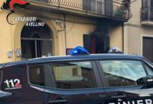 Altavilla Irpina  Incendio in un appartamento, muore una 87enne