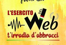 """Domenica 5 aprile flash mob """"L'esercito del Web t'irradia d'abbracci"""""""