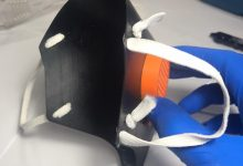Coronavirus, l'idea dal Sannio di costruire mascherine 3D
