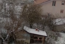 Allerta meteo dalle ore 20 in Campania: in arrivo neve e gelo