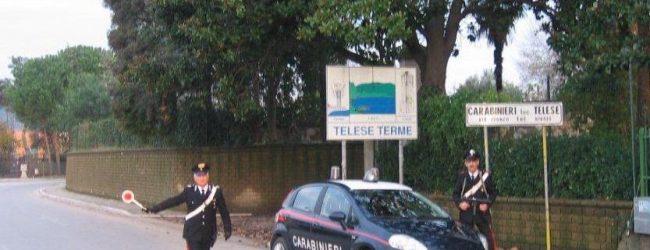 Aggredisce la convivente, arrestato 41enne di San Lorenzello