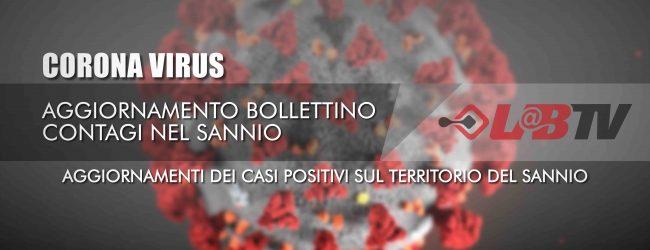 Covid nel Sannio: cinque nuovi positivi, altri 3 casi a Montesarchio