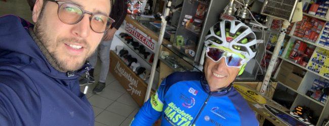Covid-19, gli amanti della bici insieme per una raccolta fondi per sostenere il San Pio