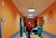 """Avellino  Coronavirus, guarito un altro operatore del 118 ricoverato al """"Moscati"""""""