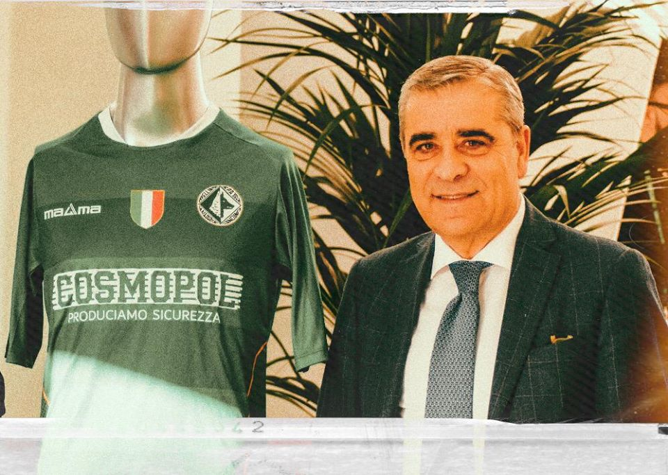 """Serie C verso la ripartenza, il presidente D'Agostino: """" Pronti ad affrontare qualsiasi evenienza"""""""