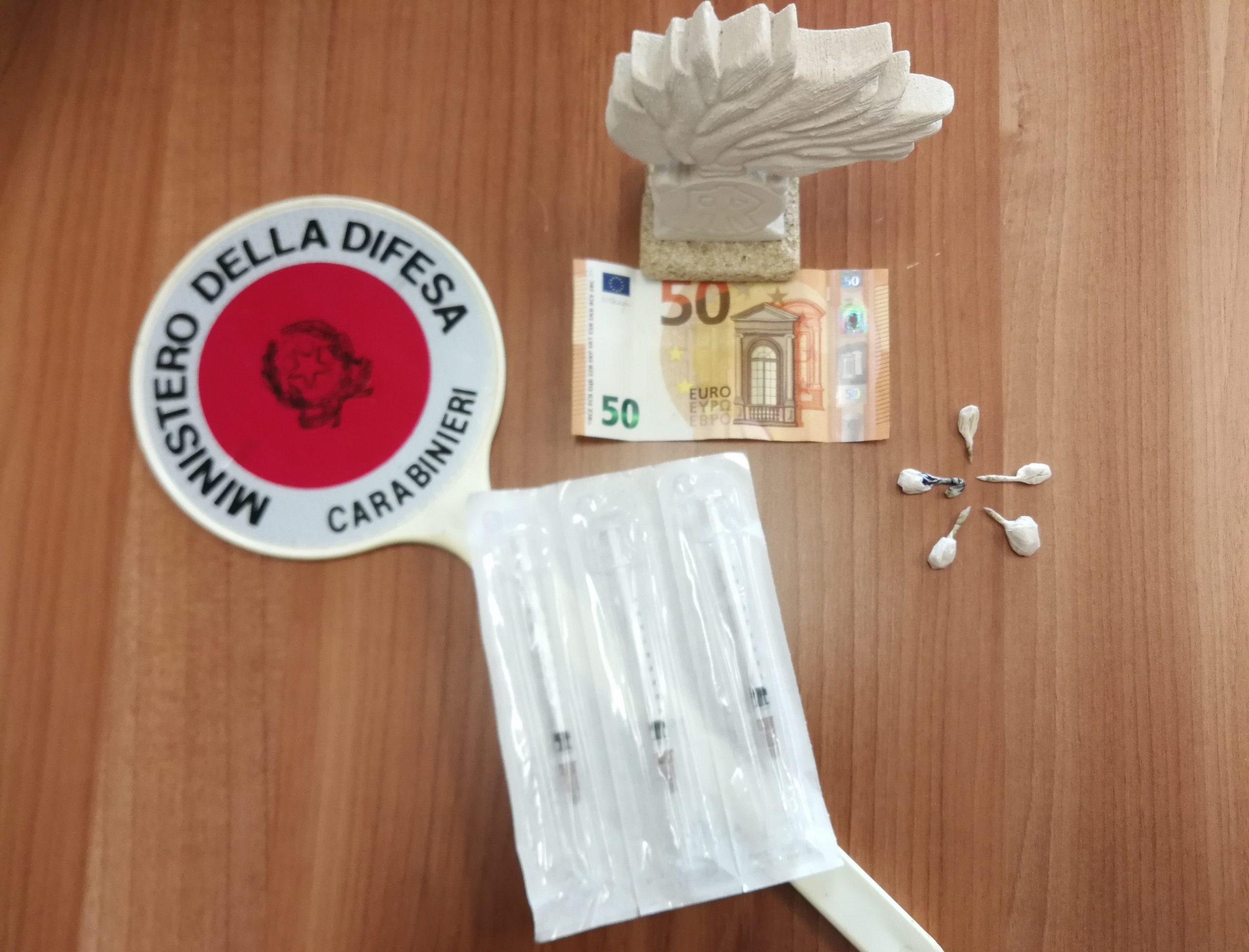 San Giorgio del Sannio| Blitz antidroga, domiciliari per un pusher 45enne
