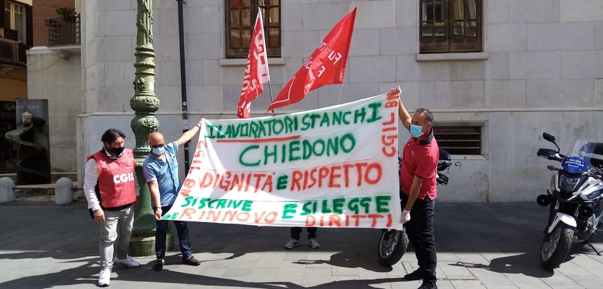 Lavoratori comparto sanita' privata: Fp Cgil scende in piazza per rinnovo contratto