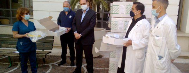 Benevento  Mastella dona 100 ventilatori ai nosocomi sanniti: una sanita' che risponde ai suoi bisogni