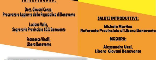 Benevento| Domani l'evento digitale di Libera per ricordare la strage di Capaci