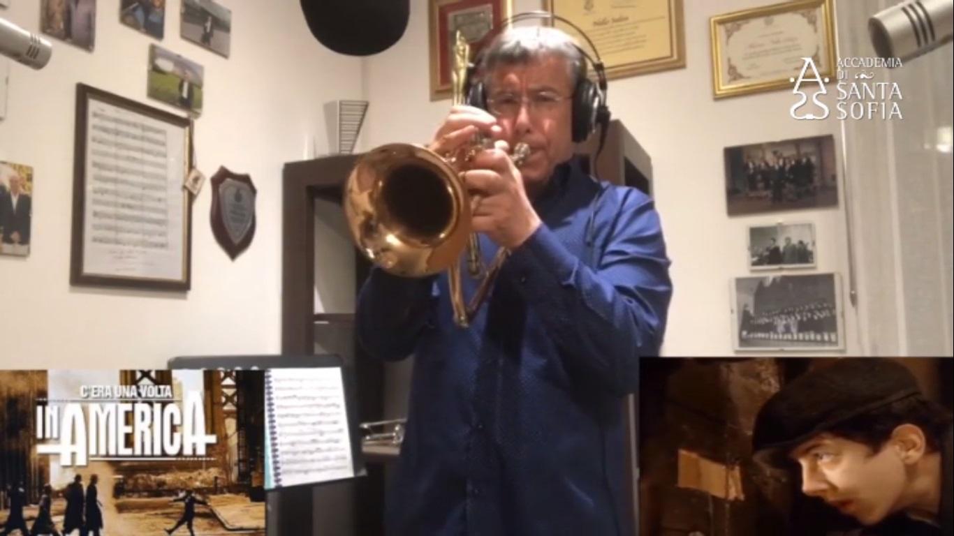 Accademia di Santa Sofia,numeri record con il concerto in streaming di Nello Salza