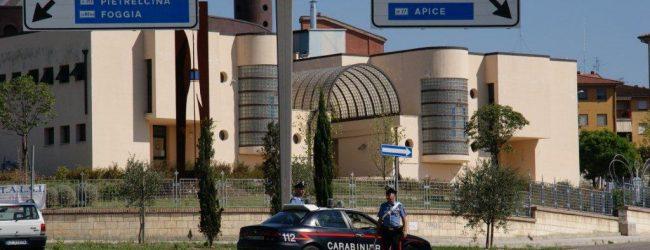 Benevento| Litiga con la moglie e poi devasta la propria abitazione: arrestato 45enne