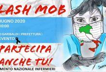 Benevento| Gli infermieri scendono in piazza