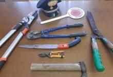 Buonalbergo  I Carabinieri sventano alcuni furti, foglio di via per due uomini