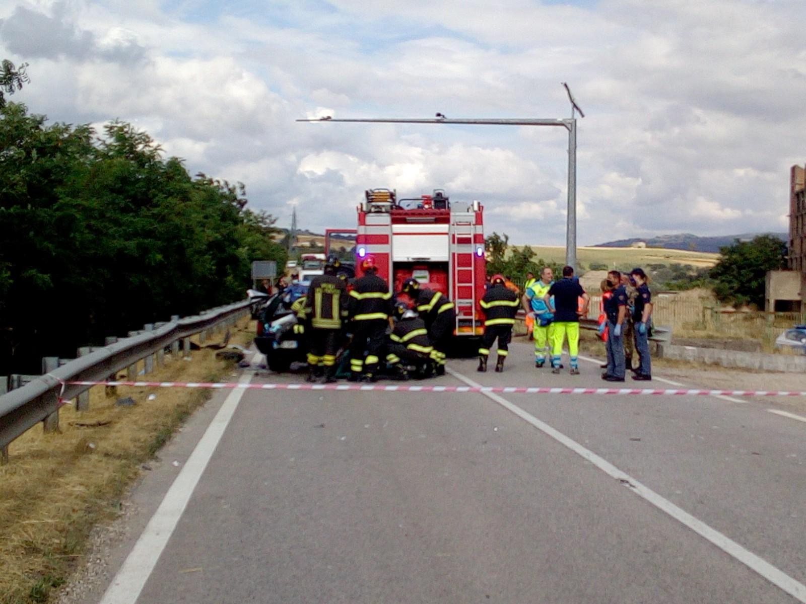 Benevento| Incidente stradale: arrestato 46enne alla guida della Focus