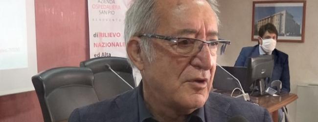 Benevento, tampone negativo per Vigorito