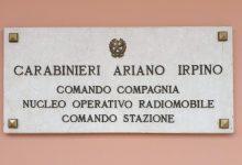 Ariano Irpino| Traffico di sostanze stupefacenti e tentata estorsione, operazione dei Carabinieri